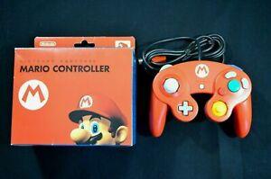 UNUSED Original Nintendo Mario Edition Gamecube Controller Japan DOL-003 CE