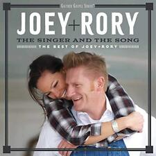 JOEY + RORY CD - BEST OF: THE SINGER AND THE SONG (2018) - NEW UNOPENED