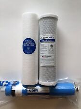 HYDRO-LOGIC STEALTH SMALL BOY 100 ANNUAL REPLACEMENT FILTER PACK-24 GPD MEMBRANE