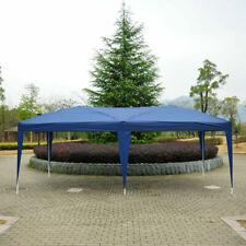 Outsunny Gazebo Pabellón para Jardín 6 x 3 m - Azul