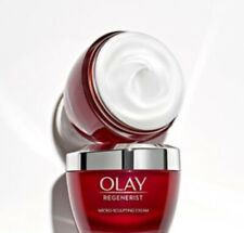 Olay Regenerist Micro-sculpting Cream Advanced Anti-Aging Moisturizer 1.7 oz New