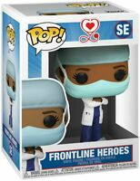 "FRONTLINE HEROES FEMALE DOCTOR 3.75"" POP VINYL FIGURE FUNKO NEW"