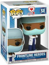 "FRONTLINE HEROES FEMALE DOCTOR 3.75"" POP VINYL FIGURE FUNKO NEW"