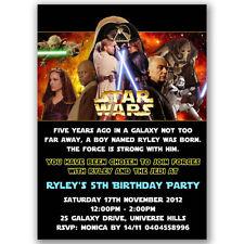 Star Wars Greeting Cards & Invitations