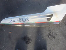 ducati paso limited side panel