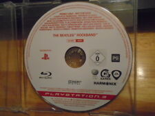 MEGA RARE PROMO The Beatles Rockband PLAYSTATION 3 DISC import Blu-Ray Apple '09