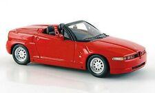 SPARK 1992 Alfa Romeo RZ Roadster Zagato (Red) 1/43 Scale Resin Model NEW, RARE!
