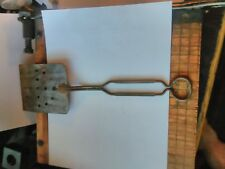 Antique Metal Spatula Kitchen Tool Advertising