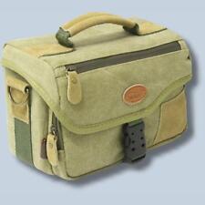 Kalahari K-6 Mata Mata Canvas khaki Fototasche für Bridgekamera SLR-Kamera k6k