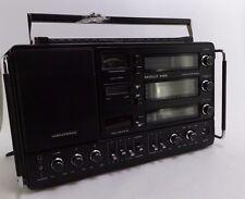 Vintage Grundig Satellit 3400 Professional World Radio FM AM SW MW
