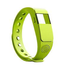 B-Ware NINETEC Ersatz-Armband Smartfit F2 F2HR Fitnesstracker Wechsel Band Grün