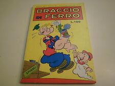 BRACCIO DI FERRO NUMERO 11 DEL NOVEMBRE 1967 DA EDICOLA, PERFETTO