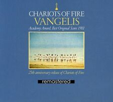 Vangelis - Chariots: 25 Annivesary Edition (Original Soundtrack) [New CD] UK - I