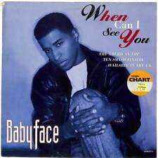 """Babyface - When Can I See You - 12"""" Vinyl Record"""
