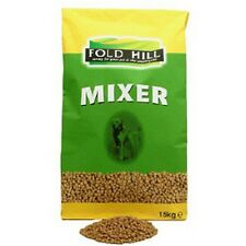 2 x 15kg fold hill mini mixer premium small bite mixer meal only £19.75 each!!!!