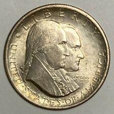 Sesquicentennial Commemorative Silver Half Dollar 1926 AU Uncertified