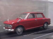 Norev Nissan Bluebird 1963 1/43 Scale Box Mini Car Display Diecast vol 62