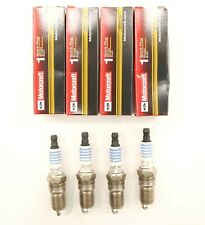 NEW Motorcraft Spark Plugs Set of 4 SP-486 Ford Mercury Mazda I4 V6 1977-2005