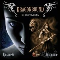 "DRAGONBOUND ""06/INKOGNITO"" CD NEW"