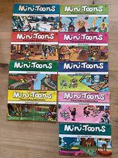 Letraset Mini Toons - bundle of 9