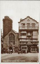 EXETER ( Devon) :Mols Coffee House (1506) RP
