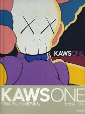 KAWS ONE Krusty the Clown KIMPSONS Hardcover Book (2001)