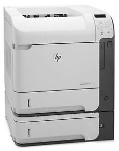 HP LaserJet M602X Laser Printer - 6 MONTH WARRANTY - Fully Remanufactured