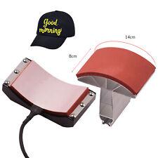 Heat Press Machine Hat Cap Mat Pad Heating Transfer Attachment Silica Gel B4c5