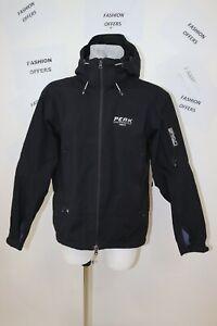Peak Performance Men TRANGO Gore-Tex SoftShell Hooded PitZips RECCO Ski Jacket L