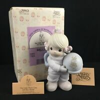 VTG NEW 1991 Precious Moments The Club That's Out of This World C0012 Astronaut