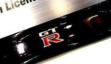 License Plate Frame for GTR Matte Black Nissan Skyline KPGC110 R32 R33 R34 R35
