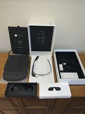 Google Glass Explorer Edition XE-C - Charcoal. Never Used - Plus Accessories!!