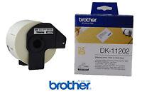 DK-11202 Original Brother Versandetiketten 62x100mm Ql-560 -500 700 570 -650TD