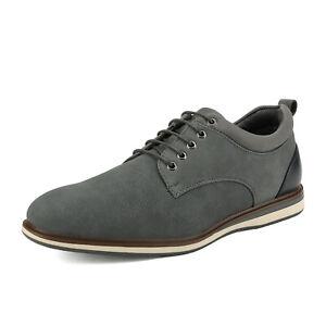 Mens Dress Shoes Lace up Classic Casual Shoes Comfort Walking Shoes