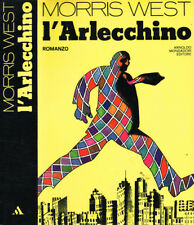 L'ARLECCHINO. . MORRIS WEST. 1975. IED.