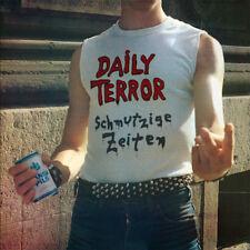 Daily Terror schmutzige Zeiten LP (red Wax)