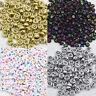100Pcs Spacer Acrylic Beads Cube Alphabet Letter Bracelet Jewelry Making DIY HOT