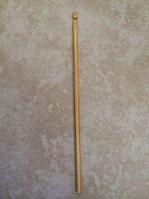 Bamboo Crochet Hook - Size 3 mm / CDN, UK 11 - Ships From USA