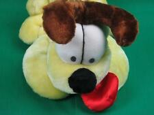 GARFIELD BEST FRIEND CODY PUPPY DOG LAYING TOUGE HANGING OUT PLUSH COMIC STRIP