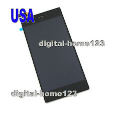 USPS For ZTE Warp Elite LTE N9518 LCD Display Touch Screen Digitizer Black