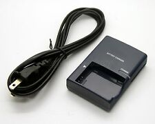 Battery Charger for CB-2LXE Canon PowerShot SX200 IS SX210 IS SX220 HS SX230 HS