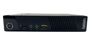 Lenovo ThinkCentre M73 Tiny USFF i3-4130T 2.9GHz 2GB 128GB SSD Win 10