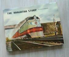 Die Hiawatha Story, Scribbins: Erste 1st Edition, 1970 : über 250 Fotos+Daten