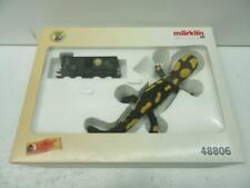 H0 - Marklin / Steiff 48806 Box Car - Salamander Special Edition 1995 - NIB