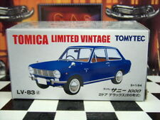 TOMICA LV-83 DATSUN SUNNY 1000 DX NEW IN BOX LIMITED VINTAGE NEO SERIES