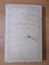 Eleonora Damiani GIUSEPPE MANCINELLI E LE SUE OPERE 1° ed. Reber 1906