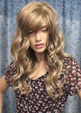 Coole Kollektion - Topaktuelle lange Starlet Perücke in einem modernen Blond