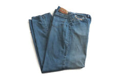 Diesel Industry Jeans Mens 36 Blue Button Fly Made in Italy