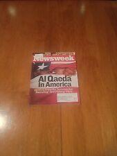 Newsweek Magazine Al Qaeda in America June 23 2003 Amber Frey