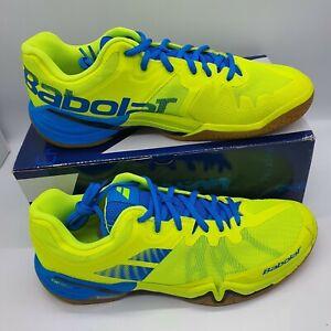 Babolat Shadow Tour Men's Badminton Shoes 30S1701235 US-9 Black Friday Deals!
